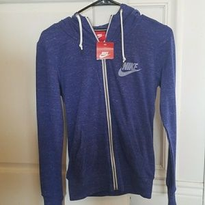 Women's Nike Zip Up hoodie